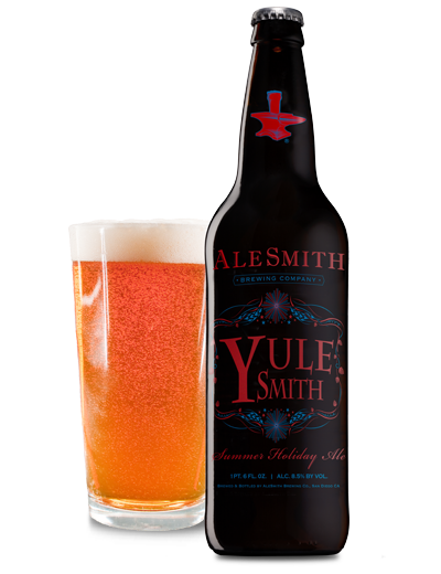 AleSmith Brewing Summer Yule Smith Ale