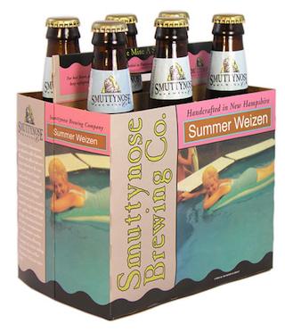Smuttynose Summer Weizen Six Pack