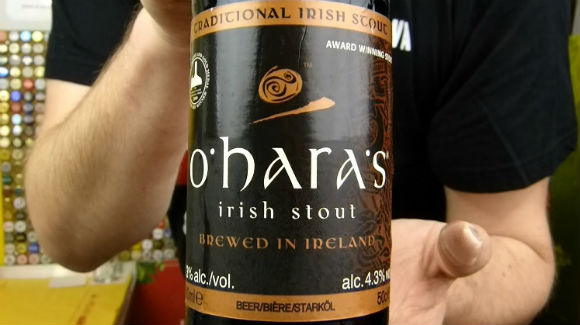 O'Haras Irish Stout