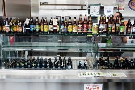 Mondial de la Biere Bottles