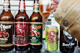 Red Racer Ales at Mondial de la Biere