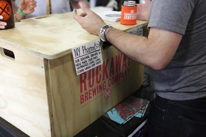 Rockaway Brewing Co. NY Pharm