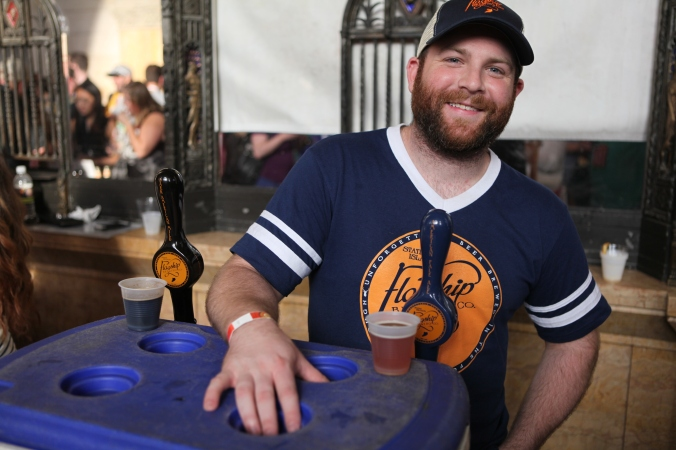 Staten Island newcomer, Flagship Brewery will be at the 2015 Brooklyn Pour.