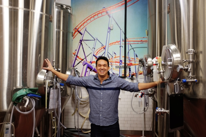 Coney Island Brewery - Eric Hernandez
