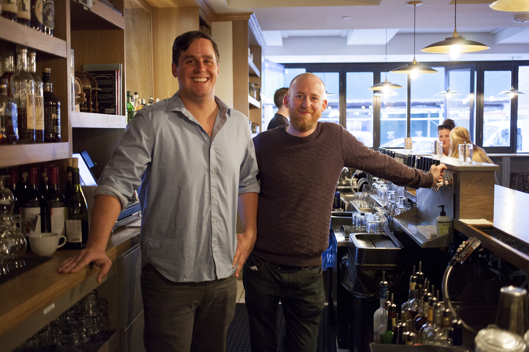 haymaker bar and kitchen midtown manhattans new beer haven haymaker puts chelsea on the map of craft curated taps - Haymaker Bar And Kitchen