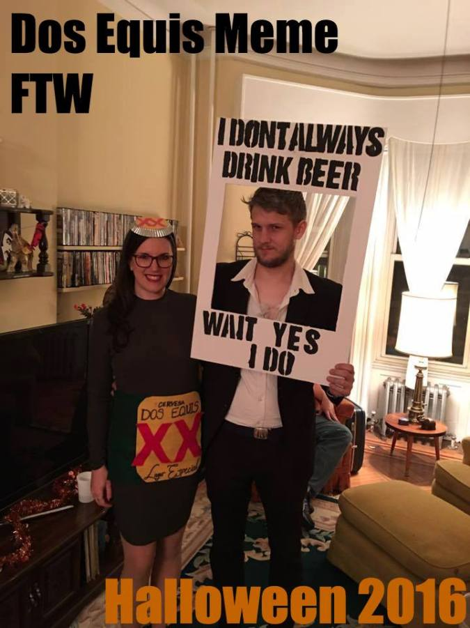 Dos Equis Most Interesting Man in the World Costume