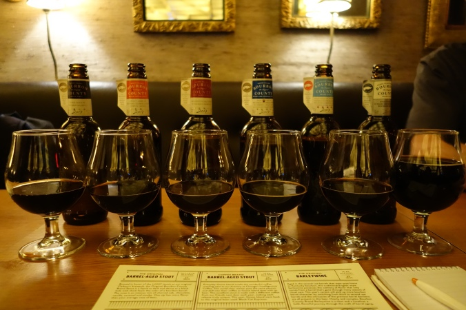 Goose Island Bourbon County 2017 Lineup